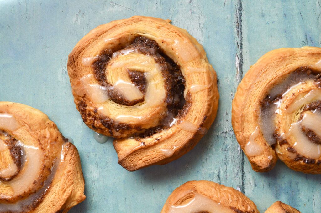 easy cinnamon swirl pastries