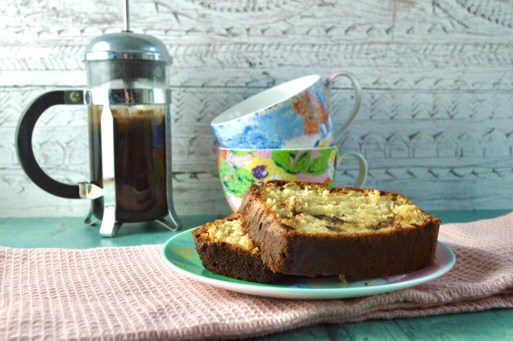 peanut butter banana bread 2