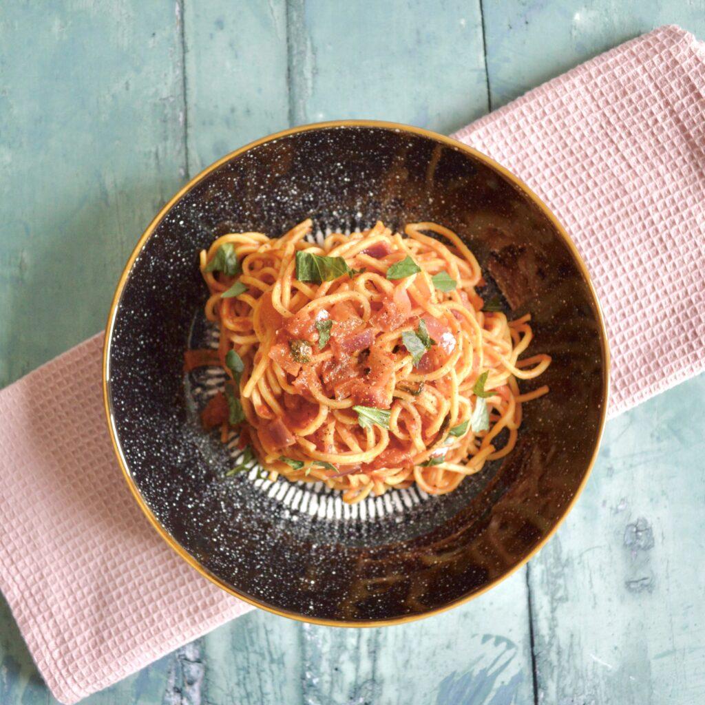 Pomodoro Spaghetti